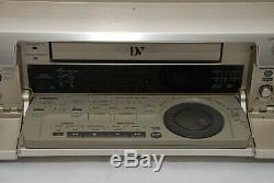 Panasonic NV-DV10000B PAL Digital Video Cassette Recorder DVcam / Mini DV deck