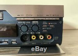 Panasonic Nv-dv2000 Digital Video Cassette Recorder Mini DV Recorder