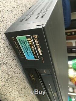 Panasonic PV-HD1000 D-VHS D-Theater Digital Video Cassete Recorder
