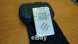 Panasonic RR DR60 Digital Voice Recorder. WATCH TEST VIDEO, LINK BELOW