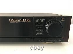 RARE SONY EV-S3000 NTSC VCR Hi8 8mm DIGITAL STEREO/HI-FI EDITING VIDEO RECORDER