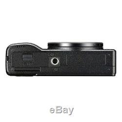 Ricoh GR III Digital Camera 24.2MP Full HD 1080/60p Video Recording Macro Mode