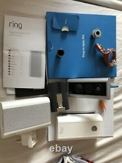 Ring 8VR1S7-0EU0 1080p HD Video Doorbell 2 with Chime Pro