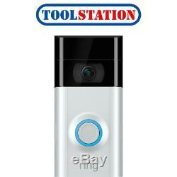 Ring Video Doorbell 2 1080P