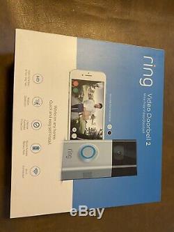 Ring Video Doorbell 2 (8VR1S7-0EN0)