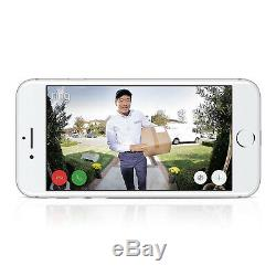Ring Video Doorbell 2 HD Video Wi-Fi Two-Way Talk Motion Detection