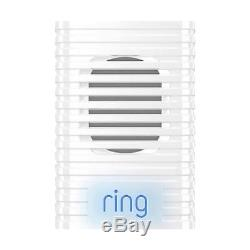 Ring Video Doorbell 2 Motion Detected 1080HD Video 2-Way Talk Camera With Chime