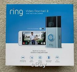 Ring Video Doorbell 2 New