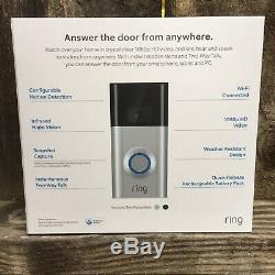 Ring Video Doorbell 2 Security Cam
