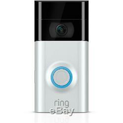Ring Video Doorbell 2 Wire-Free Video Doorbell