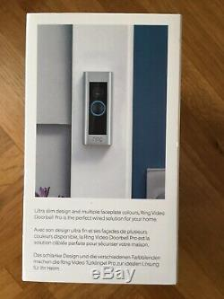 Ring Video Doorbell Pro & Chime