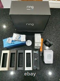 Ring Video Doorbell Pro Hardwired 1080p HD