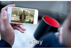 Ring Wireless Front Door Video Camera Door Bell Doorbell Chime Intercom WIFI Kit