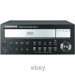 SAMSUNG SRD-473D 4 CHANNEL Network DVR 500GB Digital Video Recorder CCTV DVD