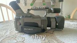 SONY DCR-VX1000 Digital Video Camera Recorder Handycam Camcorder & Flight Case