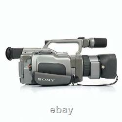 SONY DCR-VX1000 The first digital video camera recorder From JP Very Good used