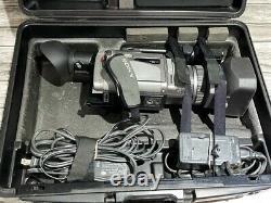 SONY DIGITAL VIDEO CAMERA RECORDER DCR-VX2100 - Tested! READ DESCRIPTION