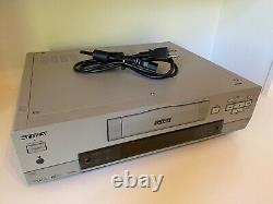 SONY DSR-30 Professional Mini-DV Digital Videotape Recorder Editor