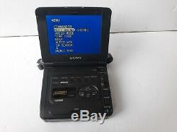 SONY DSR-V10 Digital Video Cassette Recorder- Firewire 1394