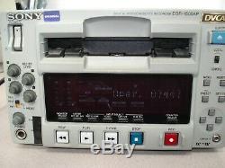 SONY Digital Videocassette Recorder DSR-1500AP (22V-002)