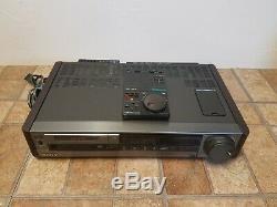 SONY EV-S900 Video Hi8 Multi Audio Video Cassette Digital Stereo Recorder USED
