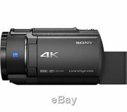 SONY FDR-AX43 4K Ultra HD Digital Video Camera Recorder Camcorder Black Currys