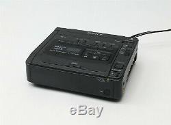 SONY GV-D200 DIGITAL 8 NTSC Hi8 8MM VIDEO CASSETTE PLAYER RECORDER VCR DECK+PS