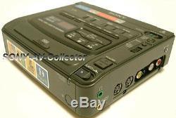 SONY GV-D200 Digital8 Hi8 Video8 Digital 8 Player Recorder VCR Deck EX