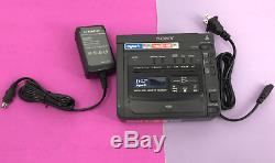 SONY GV-D200 Digital8 Hi8 Video8 Digital 8 Player Recorder VCR Deck EX #3654