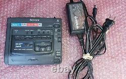 SONY GV-D200 Digital8 Hi8 Video8 Digital 8 Player Recorder VCR Deck GVD200 Power