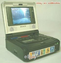 SONY GV-D800 Digital8 Hi8 8mm Video8 Player Recorder Video Walkman VCR Deck EX