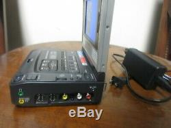 SONY GV-D800 Hi8 8mm Digital 8 Video Walkman Portable VCR Recorder Player