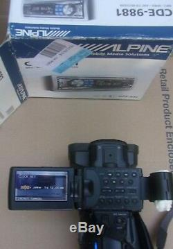 SONY HDV DIGITAL CAMCORDER VIDEO CAMERA RECORDER 1080i WITH CHARGER BATTERY