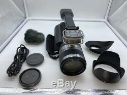 SONY VG10 NEX Interchangeable Lens (E Mount) Digital HD Video Camera Recorder