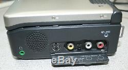 SONY Video Walkman GV-D900 NTSC Digital Video Cassette Recorder MiniDV Mini DV