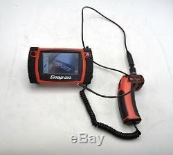 Snap-on Tools BK6500 Video/Still Recording Digital Borescope Video Scope Auto