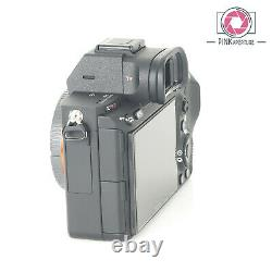 Sony A7r Mark III Digital Camera Body VERY LOW SHUTTER COUNT