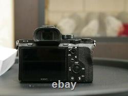 Sony A7r Mark II Digital Camera Body 40,000 S/C