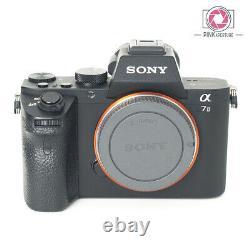 Sony Alpha A7 Mark II Digital Camera Body LOW SHUTTER COUNT