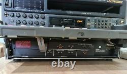 Sony Betacam Editor DVW-A500P Digital Betacam Recorder Read