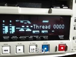 Sony DSR-1500 DVCAM Digital Video Cassette Recorder