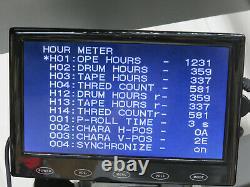 Sony DSR-2000 Digital DVCAM Editor/Player Video Cassette Recorder Deck TESTED