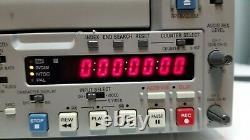 Sony DSR-25 DVCAM Video DV Mini-DV Cassette Digital Videocassette Recorder 1394