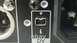 Sony DSR-45 Digital Video Cassette Recorder MINI DV DVCAM FIREWIRE PORT