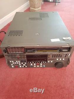 Sony DVW-A500P Digital BetaCam VideoCassette Recorder
