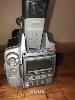 Sony Dcr Vx1000 Pal + Sony Dsr-v10p Digital Video Cassette Recorder Player