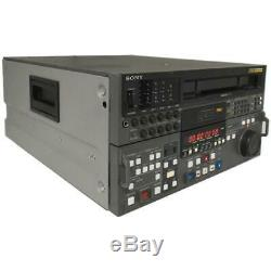 Sony Digital Betacam DVW-500P Digital Videocassette Player