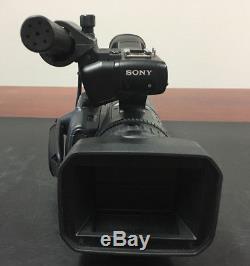 Sony Digital HD Video Camera Recorder HVR-V1U and Accessories