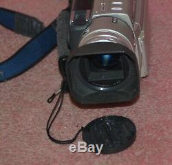 Sony Digital Video Camera Recorder Model DCR-TRV900