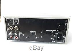 Sony Digital Video Cassette Recorder DSR-25 DVCAM 0x10 Drum hrs MINI DV 1394